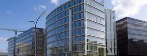 Hamburg America Center är en av de tre fastigheter som Norrporten sålt i Hamburg.