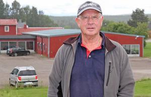 Anders Edäng i Ljusdal fiskar mycket i sommar tillsammansa med sin fru.