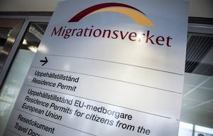 Migrationsverkets huvudkontor.