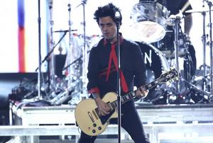 Billie Joe Armstrong i Green Day.