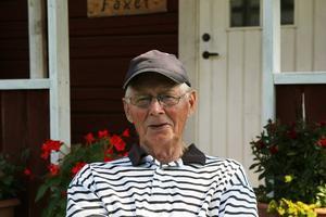 Lennart Johansson flyttade till Storbyn 1945, då var han 11 år gammal.