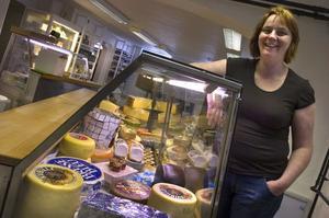 Petra Bockholt-Berggren har alltid drömt om att starta en egen butik.