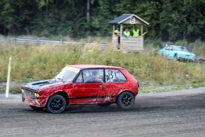 Bosse Hemmingsson segrade i årets upplaga av Sponsorcupen. En andraplats i den femte deltävlingen på Lungre räckte.