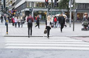 Det är lättare att leva som transsexuell i Stockholm än i Söderhamn. Men det var inte bara därför som Vicky Eriksson flyttade.