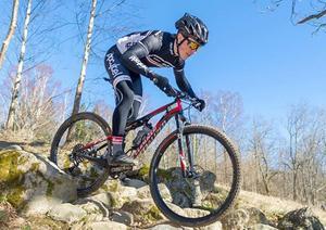SAIK-junioren Emil Hedlund är uttagen till VM i mountainbike i Nove Mesto i slutet av juni.