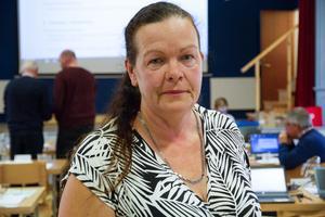 Gunilla Berglund är gruppledare för Centerpartiet i Avesta.