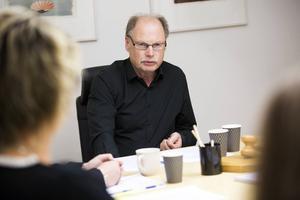 Kenneth Persson räknar med att en plan mot hemlöshet är klar under våren.