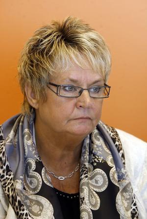 Margareta B Kjellin har påtalat problemen inför socialdepartementet.