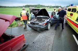 Sänkt hastighet betyder inte bara att olycksriskerna minskar. Det är samtidigt ett enkelt och lönsamt sätt att minska bränsleförbrukning och klimatpåverkan.  Foto: Mats Andersson