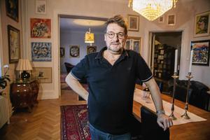 Anders Gäfvert, oppositionsråd för Moderaterna i Härnösand.