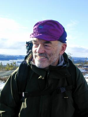 Bo Hilleberg - årets OutDoor Celebrity 2010.