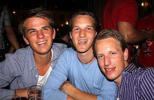 Bill&Bob. Diffner, Evander och Jonatan.