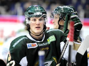 Magnus Nygren hyllar Leksands nya tillskott Matt Lashoff.