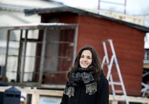 Magdalena Malm, chef för Statens konstråd, leder juryn som avgör vilka konstnärer som får delta i arbetet med järnvägssatsningen Västlänken.
