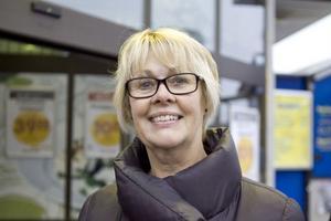 Anette Sonerud, 59 år, Hudiksvall:– Bältet har jag alltid på mig. Det är något som jag verkligen lärt mig och nu har det blivit en vana.