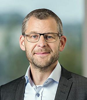 Mikael Salomonsson, chef för region norr på Postnord.