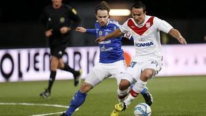 Admir Aganovic får nu söka sig till en ny klubb.
