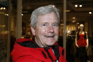 Ulf Strandell, 66 år, pensionär, Göteborg.Inga problem. Jag gillar mörkret men visst är det trevligare om det finns snö som lyser upp.