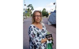 Erja Elorant, ordförande för Kommunals avd.5, tycker det är bra att Rättviks kommun äntligen börjat göra nåt åt frågan om heltidstjänster.FOTOÖ: HANS BLOOM
