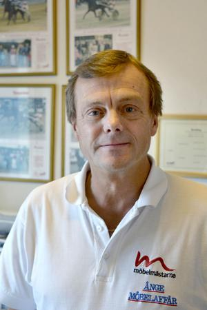 Lennart Cederberg, stolt ÅIF:are.