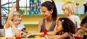 Förskolan är en stor del av många familjers liv, och väcker många funderingar. Foto: Getty Images