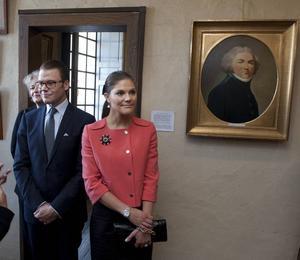 Första gången. På tisdag sker det officiella öppnandet av kungen, i år med prins Daniel på plats bredvid sin gemål kronprinsessan Victoria i kammaren.
