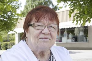 Anneli Wiklund, 72 år, pensionär, Fagersta: – Inte i Vilhelminaparken i alla fall. Men det finns plats mitt emot Malmen, där vore bra.
