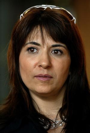 Azita Iranipour (FP) om att inta vara  välkommen i Almedalen.