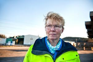 - Vi har ingen färdig lösning utan ska nu först kortsiktigt komma överens med konkursförvaltaren, säger Bollstasågens chef Katarina Levin.