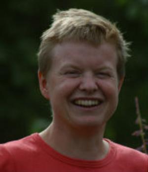 Åsa Domeij, riksdagsledamot (mp)