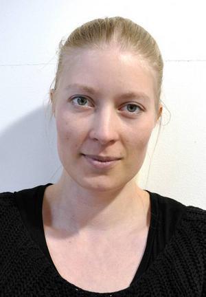 Emma Svensson.