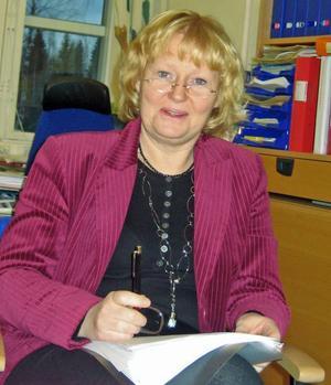 –Vi har vänt på alla stenar så vår budget är ovanligt väl genomarbetad, tycker kommunalrådet Marie-Louise Dangardt.