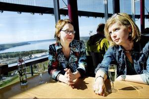Annica Nordin och Catarina Lundström är textförfattare i den nyutgivna boken