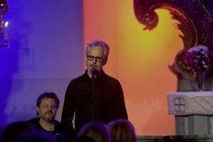 Uno Svenningsson tolkade en låt av Olle Ljungström,