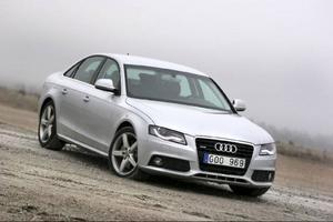 Audi A4 TDIe.