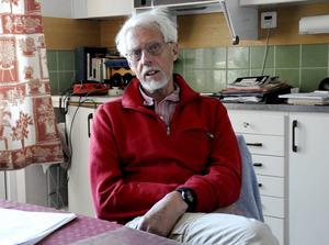 Göran Winberg var en av de Östersundsbor som drabbades av fasadklättraren för två år sedan. Fortfarande har han inte fått någon ersättning för det som hände och nu är han beredd att ge upp sin kamp.