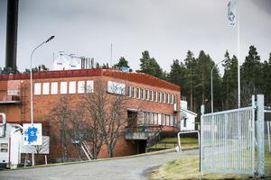 Textilias lokaler i Långsele. En kund värd 15 miljoner kronor per år riskerar nu att gå förlorad.