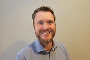 Daniel Eriksson, kultur- och fritidschef i Lekebergs kommun.