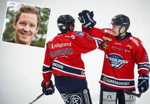 Fredrik Warg blir utvecklings- och marknadsansvarig i projektet Hockeystad.
