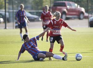 Madde Pettersson och Team Hudik fick inte mycket att stämma i slutet av säsongen.