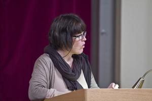 Kommunalrådet Carina Blank, S, tillbakavisar revisorernas kritik på alla punkter. Arkivbild.