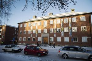 Gamla Tingshuset, Östersund.