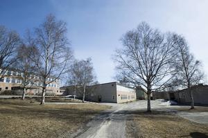 Franzénskolan i Härnösand.