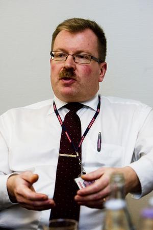 Tommy Gustafsson-Rask är optimistisk när det gäller framtida försäljningar av Armadillo.