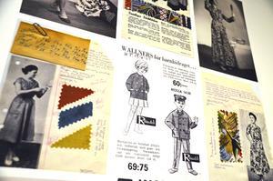 Wallners lager textilföretag var modernt för sin tid och gjorde bland annat riktade reklamkampanjer, till exempel när barnbidraget kom.