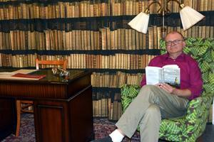 Kent Eriksson är allätare i läsning och har satt ihop en bred sommartipslista.