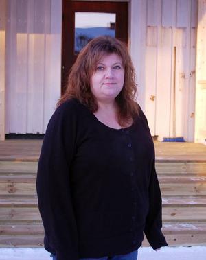 – Den försämrade arbetsmiljön inom vård och omsorg leder på sikt till att personalen kommer att må allt sämre, menar Kommunal Härjedalens ordförande Nancy Fridh.Foto: Leif Eriksson