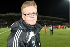 Sören Ericson kommer att leda HuFF de tre närmaste säsongerna.