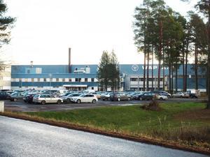 Var tredje anställd på Andritz Hydro Ab i Vaplan riskerar att bli av med jobbet.