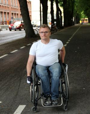 Lars-Göran Wadén hoppas att förändringen av diskrimineringslagen kommer att bli av så fort som möjligt.